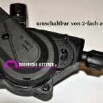 Schalthebel SLX 2-3-fach hp