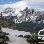 Stoneman Trail, Sexten, Juli 2014 Rider: Guido Thaler, Florian Konjetzko, Jan Sallawitz Copyright: Markus Greber